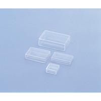 アズワン SCC スチロール角型ケース 3型 (純水洗浄処理済み) 1箱(30個) 7-2104-03 (直送品)