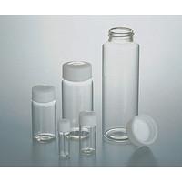 アズワン SCCスクリュー管瓶白NO.5 20ml (純水洗浄処理済み) 1箱(50本) 7-2110-07 (直送品)