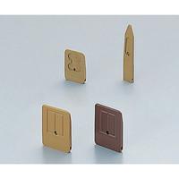 アズワン マルチ真空ピンセット用 チップ 2〜4インチ T75010TOR 1個 7-594-19 (直送品)