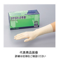 アズワン クアラテック手袋 DXパウダーフリーL 100枚/1箱 8-4053-01