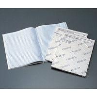 テックスワイプ(Texwipe) クリーンルームノートブック TX5708 1箱(10冊) 9-1022-11 (直送品)