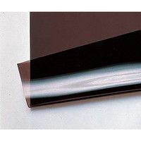 アキレス(ACHILLES) 帯電防止・紫外線遮蔽フィルム スモーク 1枚 9-5005-03 (直送品)