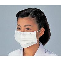 【アウトレット】アズワン クリーンルーム用ディスポマスク 1箱(50枚入) 9-5035-01