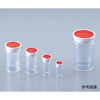 アズワン ラボランスチロール棒瓶 10mL 100+10本入 1箱(110本) 9-850-02 (直送品)