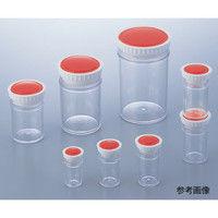 アズワン ラボランPSサンプル管瓶 橙 10mL 1箱(110本入) 9-892-12 (直送品)
