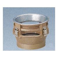 日陶科学 自動乳鉢用 メノー乳鉢アダプター AM-14S 1個 1-301-10 (直送品)