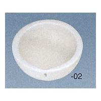 日陶科学 自動乳鉢用 磁製乳鉢 AN-15 1個 1-301-01 (直送品)