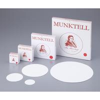 ムンクテル 定性濾紙 M1ー55 1箱(100枚入) M1ー55 1箱 (直送品)