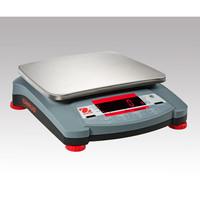 オーハウス 電子天びん NVT10001JP/2 1台 1-2118-03 (直送品)
