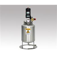 アズワン 電動攪拌機付きステンレス加圧タンク 1ー1914ー01 1個 1ー1914ー01 (直送品)