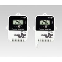 ティアンドデイ(T&D) 温度記録計(おんどとりJr.)TR-52i ー60〜155℃ 1台 1-5020-33 (直送品)