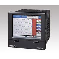 アズワン ペーパーレスレコーダー(12打点式記録計) TRM2012A000T-Z 1台 1-1456-02 (直送品)