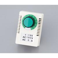アズワン 交流電圧調整器 98V-5A 1台 1-2242-01 (直送品)