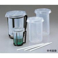 アズワン ディスポ手付ビーカー4L 30入 1箱(30個) 6-6607-04 (直送品)