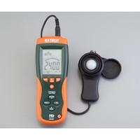 アズワン データロガー照度計HD450 1台 2-3196-01 (直送品)