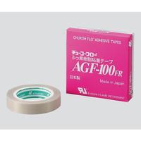 中興化成工業 チューコーフローフロログラス粘着テープ AGF-100 0.18×38mm×10m 1巻 1-9771-03 (直送品)