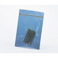 アズワン 静電気防止バッグ ジッパー型 102×152 約0.08〜0.09mm 1箱(100枚) 6-8335-01 (直送品)