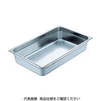 スギコ産業(SUGICO) 18-8スーパーデラックスパン 1/1サイズ 530×325×150 SH-1916SW 1枚 500-7925 (直送品)