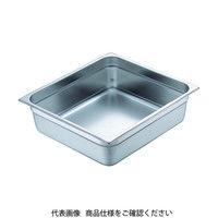 スギコ産業(SUGICO) 18-8スーパーデラックスパン 2/3サイズ 353×325×150 SH-1876SW 1枚 500-7933 (直送品)
