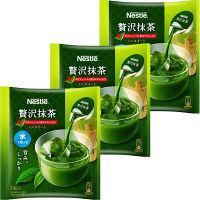 【ポーション】ネスレ 贅沢抹茶 1セット(15個)