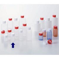 ケーエム化学 ミニサンプルボトル(パッキン付) 5cc シロ 1箱(100本入) (取寄品)