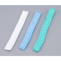 アズワン 折たたみキャップ グリーン 100枚入 1セット(500枚:100枚×5袋) 2-3601-03 (直送品)