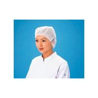 アズワン 帯電帽 つば無 L 1箱(20枚入) 2-5811-04 (直送品)