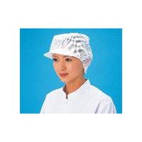 アズワン 帯電帽 つば付 L 1箱(20枚入) 2-5811-02 (直送品)