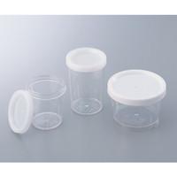 アズワン 滅菌スクリューコップ 200mL 1箱(200個) 2-7232-02 (直送品)