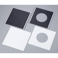 アズワン エアシャワー用粘着シート ブラック 平板 50枚入 1箱(50枚) 2-3591-03 (直送品)