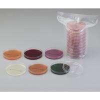 極東製薬工業 生培地(バイタルメディア) CT-SMAC寒天培地 腸管出血性大腸菌O157分離用 20入 1箱(20枚) 2-6351-10 (直送品)
