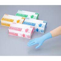 日本製紙クレシア ニトリル手袋 69330 1セット(5箱入:100枚×5) 2-3801-01 (直送品)