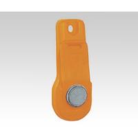 パナソニック(Panasonic) ボタン型クールメモリー 本体 測定間隔1〜255分 1台 1-8611-21 (直送品)