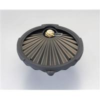 esco(エスコ) 直径533mmドラム缶じょうご(セーフティー) EA992BJ-4 1個 (直送品)