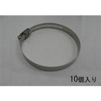 esco(エスコ) 79-152mm[エアークラフト]クランプ(410SS/10個) EA463CB-152 1セット(20個:10個×2箱) (直送品)