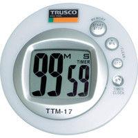 トラスコ中山(TRUSCO) カラータイマー レインボー TTM-17 1個 352-0625 (直送品)