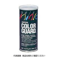 ヘンケルジャパン(Henkel Japan) ロックタイト カラーガード 赤 428ml CG-RED 1本 332-6675 (直送品)