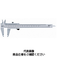 TESA(テサ) スタンダード・ゲージ バーニア精密ステンレススチールノギス 15cm 0.02mm 1個 (直送品)