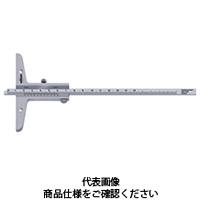 tesa tape スタンダード・ゲージ バーニアデプスノギス 250mm 0.02mm 1個 (直送品)