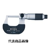 tesa tape スタンダード・ゲージ アナログ外側マイクロメーター 0-25mm 0.01mm 1個 (直送品)