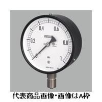 長野計器 普通形圧力計(屋内・一般用)φ60 埋込形 AA15-221-1.6MP 1個 (直送品)