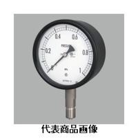 長野計器 密閉形連成計(屋外・耐食用)φ60 立形 1個 (直送品)