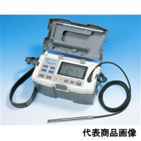 日本カノマックス アネモマスター風速計 MODEL6114 1台 (直送品)