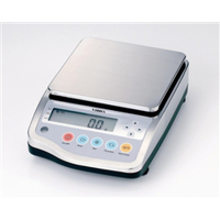 新光電子 防水型高精度電子天秤 CJ-6200 1個 (直送品)