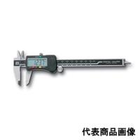 新潟精機 SK デジタル超硬チップ付ノギス 20cm D-200W 1本 (直送品)
