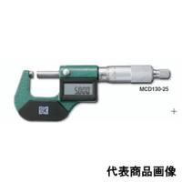 新潟精機 デジタル外側マイクロメータ MCD130-75 1個 (直送品)