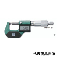 新潟精機 デジタル外側マイクロメータ MCD130-100 1個 (直送品)