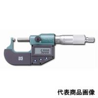 新潟精機 デジタル片球面マイクロメータ MCD236-25T 1個 (直送品)