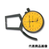 新潟精機 ダイヤルキャリパゲージ(外側) AO-1 1個 (直送品)