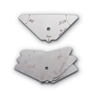 新潟精機 角度限界ゲージ WAL4562 1個 (直送品)